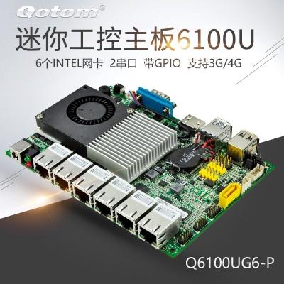 微型工控主板 Q6100UG6-P