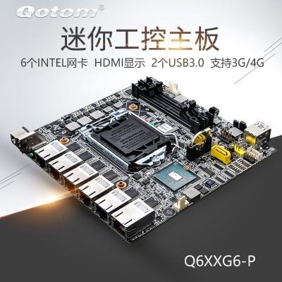 微型工控主板 Q6XXG6-P