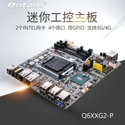 微型工控主板 Q6XXG2-P